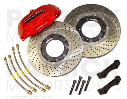 993 Turbo Front Brake Package to 911 / 930