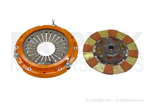 Clutch Set - 240 mm Sport Centerforce