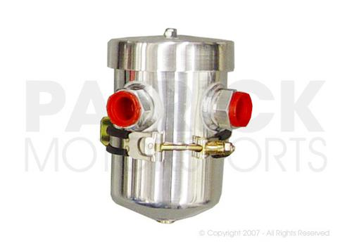 Oil Breather Catch Tank - 4.65 Inch (118mm) O.D.