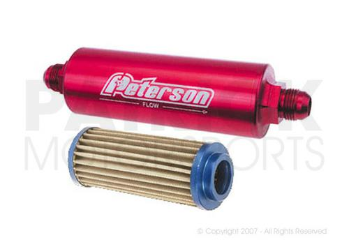 Inline Filter - Oil / Fuel - AN-12