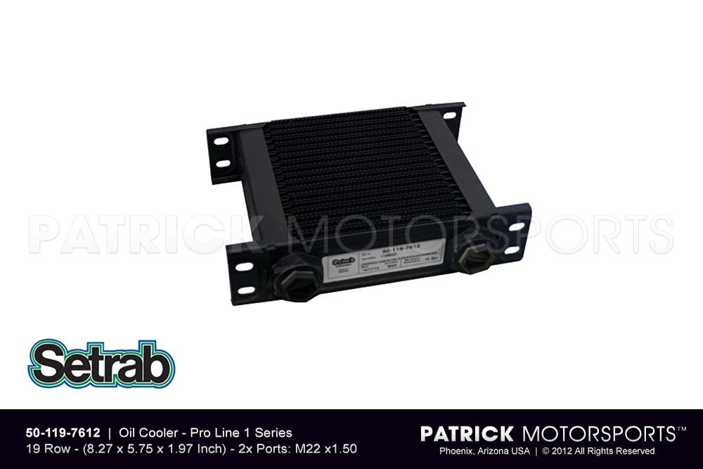 Oil Cooler - 19 Row Pro Line STD 1 Series