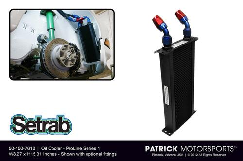 Setrab Oil Cooler 911 - 930