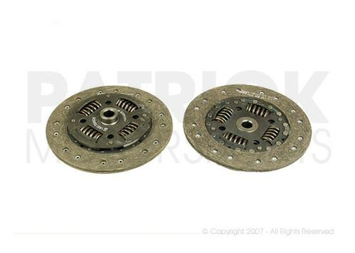 Clutch Friction Disc - (225mm) - (1970-1971) 911