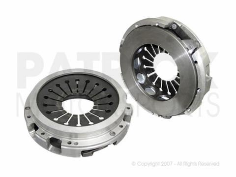 930 Turbo Clutch Pressure Plate - (240 mm) HD Sport Stage 1