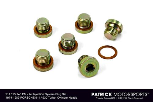 Air Injection Plug Set 911 / 930