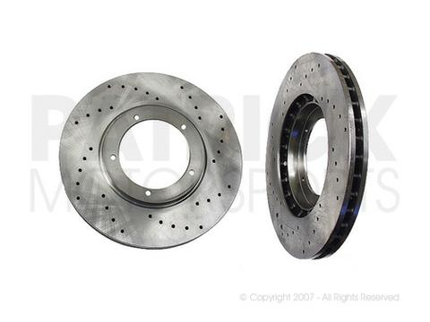 BRAKE ROTOR - FRONT - PORSCHE 911 '84-'89