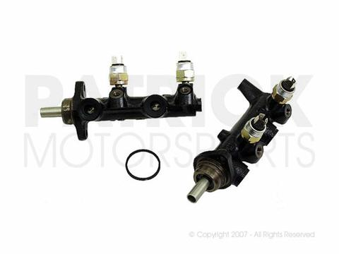 BRAKE MASTER CYLINDER - DUAL CIRCUIT