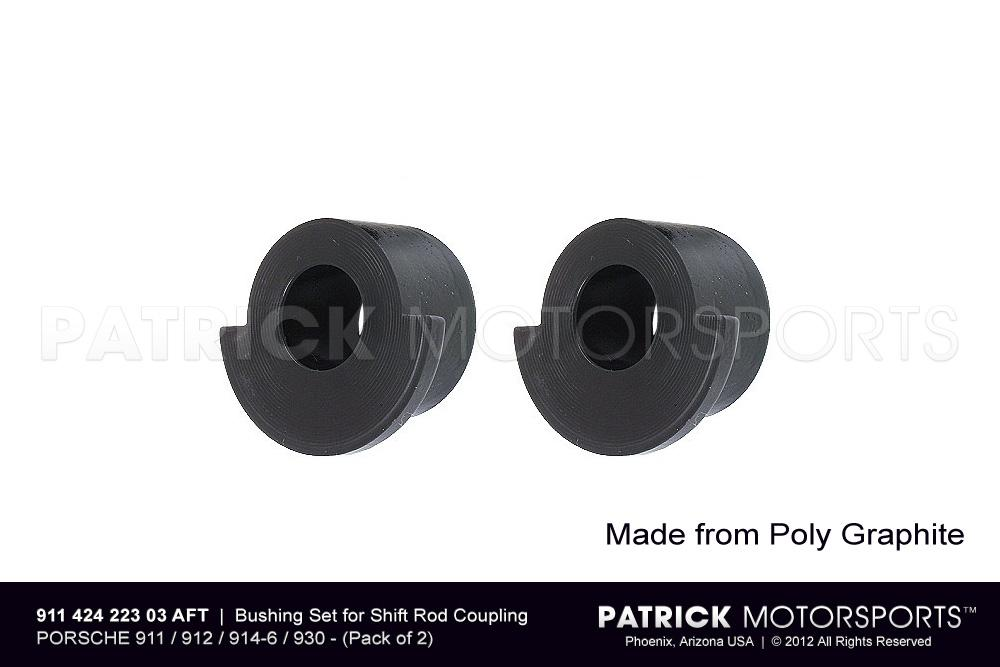 Bushing Set for Transmission Shift Rod Coupling