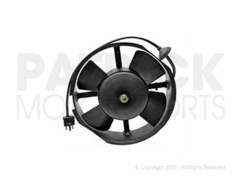 911 930 Auxiliary Fan For Front Oil Cooler Porsche
