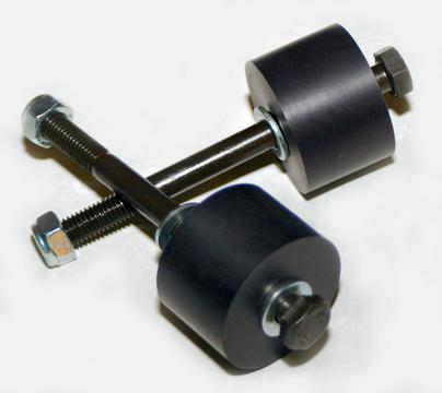 914 4 Solid Engine Mount Set