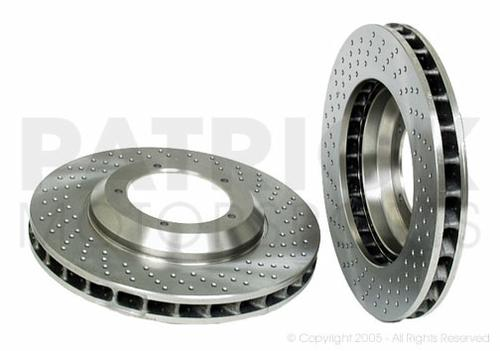 BRAKE ROTOR - RIGHT FRONT - PORSCHE 911 TURBO LOOK / 911 TURBO '81-'89