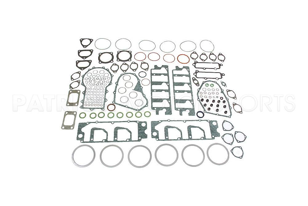 Engine Gasket Set - Cylinder Heads - (1991-1992) PORSCHE 964 Turbo 3.3L