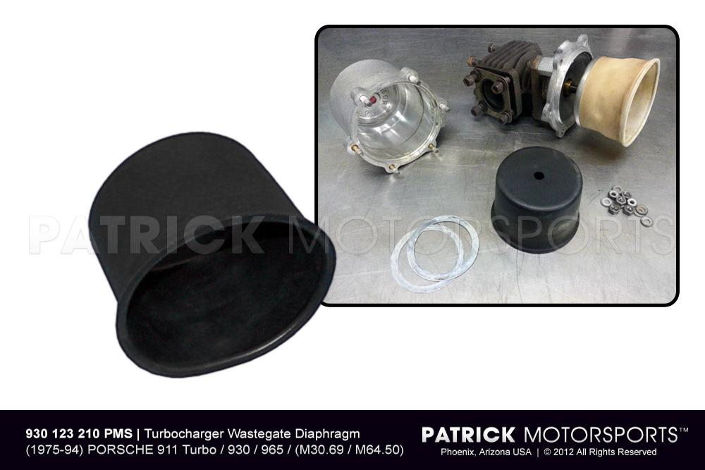 Turbocharger Exhaust Wastegate Diaphragm Membrane