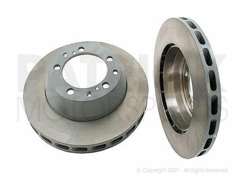 BRAKE DISC - REAR LEFT - PORSCHE 964