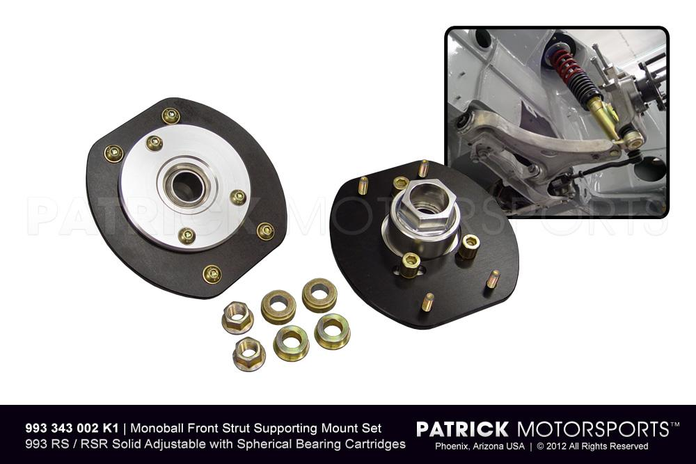 993 Monoball Front Strut Mount Kit