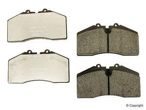BRAKE PAD SET - FRONT - PORSCHE 911 (993)