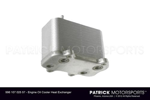 986 996 Engine Oil Cooler Heat Exchanger