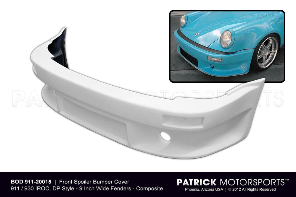 911 / 930 IROC DP Front Spoiler Bumper Cover