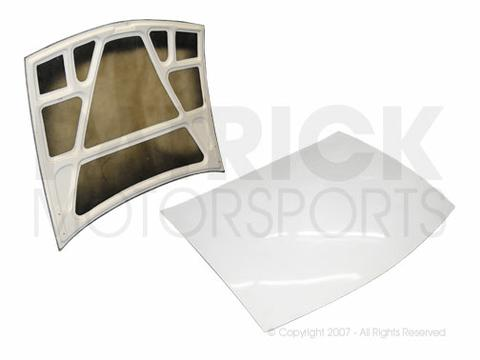 914 Hood Deck Lid Cover - Front Body