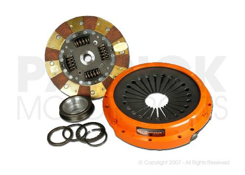 Clutch Kit 911 - 915 Sport Lightweight Aluminum Centerforce Dual Friction