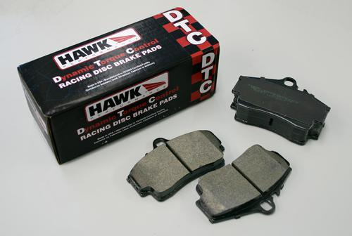 Brake Pad Set - Boxster Race - Rear