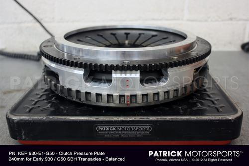 911 930 G50 SBH Clutch Pressure Plate