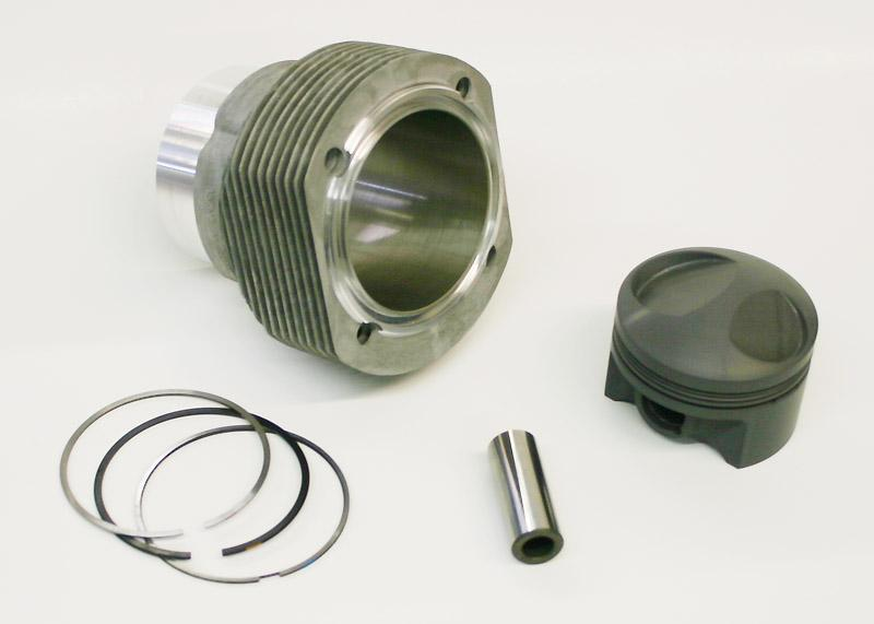 MAHLE MOTORSPORTS 2.5L PISTON CYLINDER SET RACING