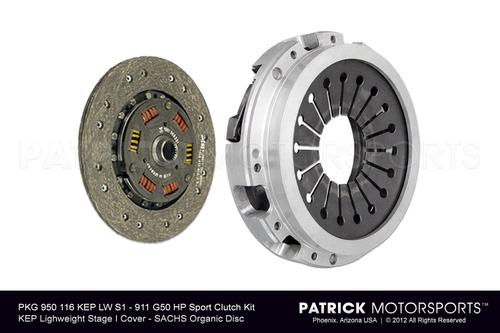 Sport Clutch Set - 911 G50 Stage 1