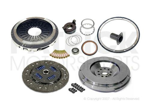 Clutch & flywheel package - Porsche 911 Turbo '91-'94  / 3.3L & 3.6L