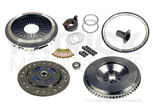 Flywheel & Clutch Package RS / Turbo / GT2 / GT3