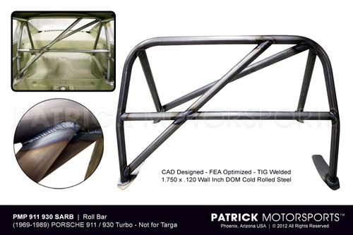 Roll Bar 911 930 Turbo Coupe