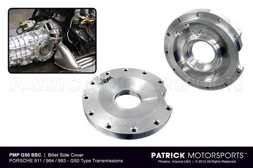 Billet Side Cover G50 Transmissions