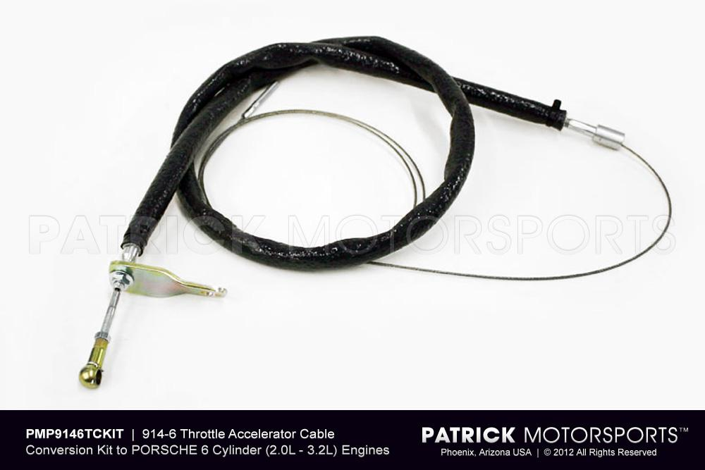 914-6 Throttle Accelerator Cable