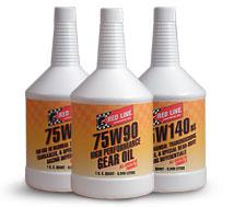 Red Line Gear Oil 75W 90