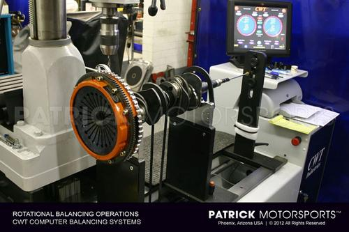 Balancing Operations Flywheel & Clutch Systems