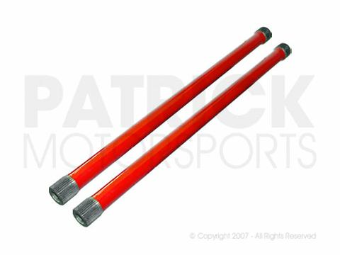 Torsion Bar Set Rear Tubular 28mm