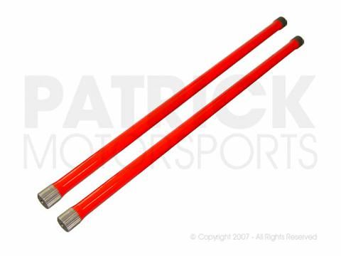 Torsion Bar Set Front Tubular 22mm