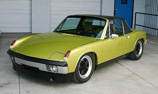 914 4 - 2.2L (1973)