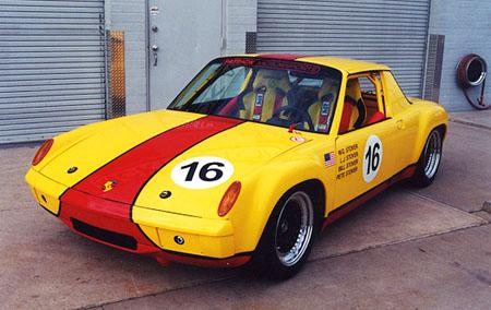 914 6 GT Replica Race Car 3.2L DME - 915 Trans