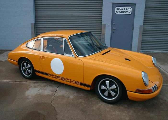 911 FIA Vintage Race Car (1965)