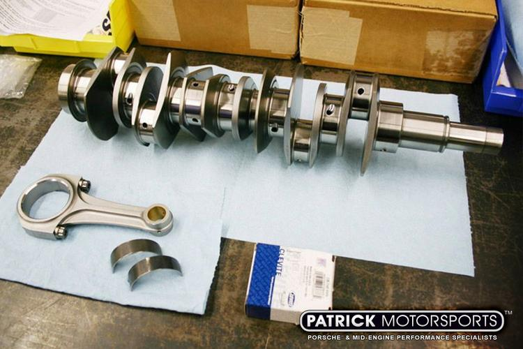 Balanced Crankshaft Assembly