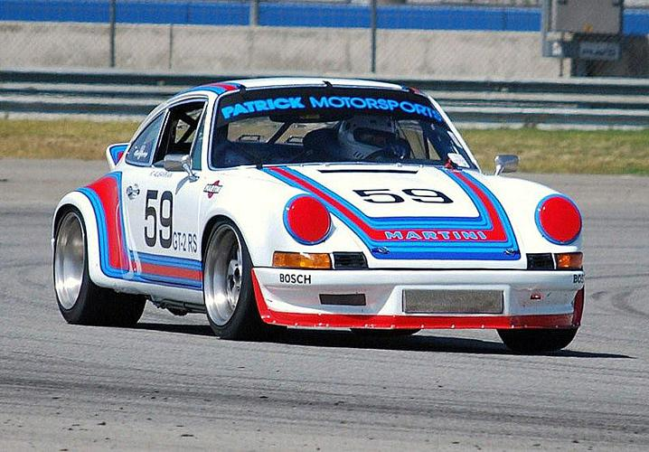 911 RSR - 3.8L DME / 6-Speed (1973)
