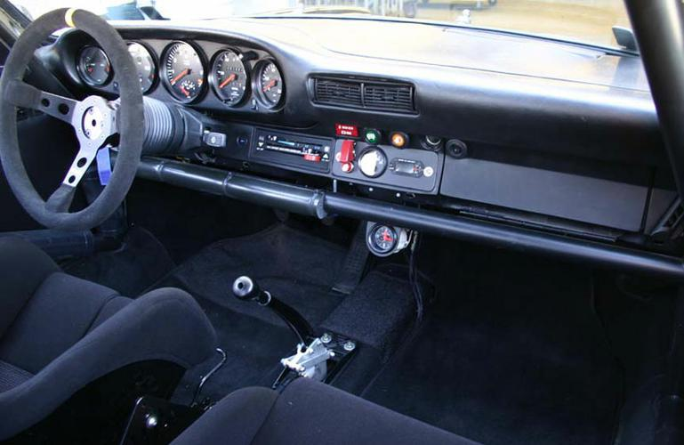 You can also see the WEVO short shifter has been installed in this car also. This will reduce the lever travel by 30%. It also has lateral springs to aid in up shifting and help make accidental down shift less likely to happen. This unit is a direct replacement for the stock shifter. Part number  TRA WEVO-G50 SHIFTER.