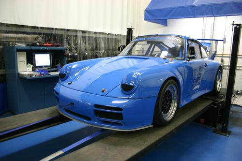 PMS 911 RSR DYNO TUNING
