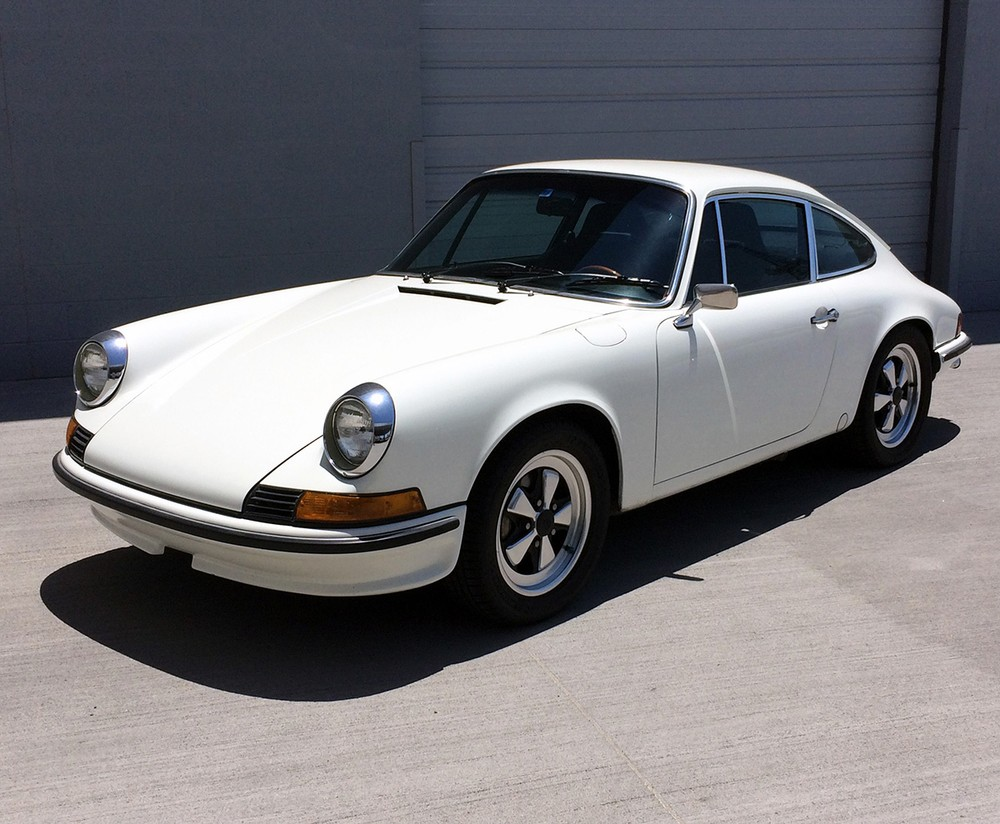 1973.5 PORSCHE 911T CIS Coupe