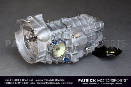 Transmission > Porsche G50 SBH (Short Bell Housing)