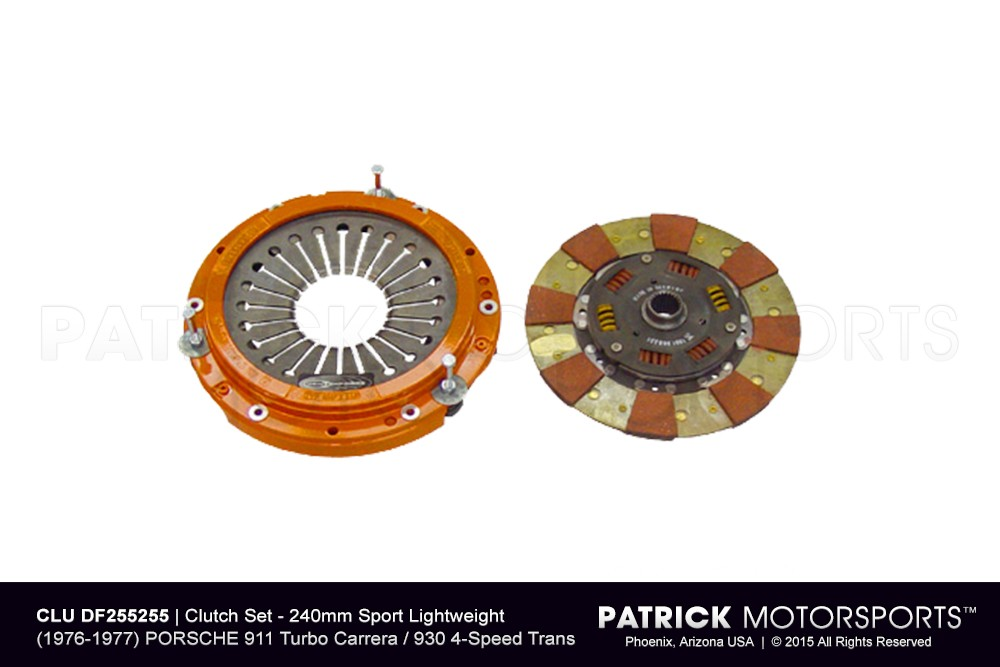 911 Turbo Carrera 930 Clutch Set - Centerforce Clutch Kit - G50 SBH