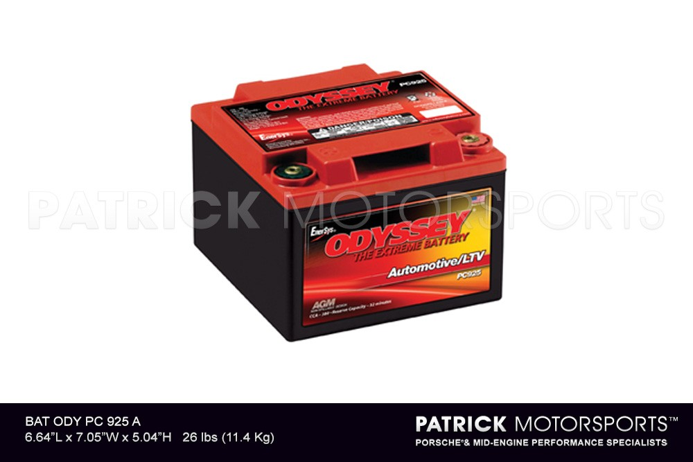 Battery - ODYSSEY PC925A
