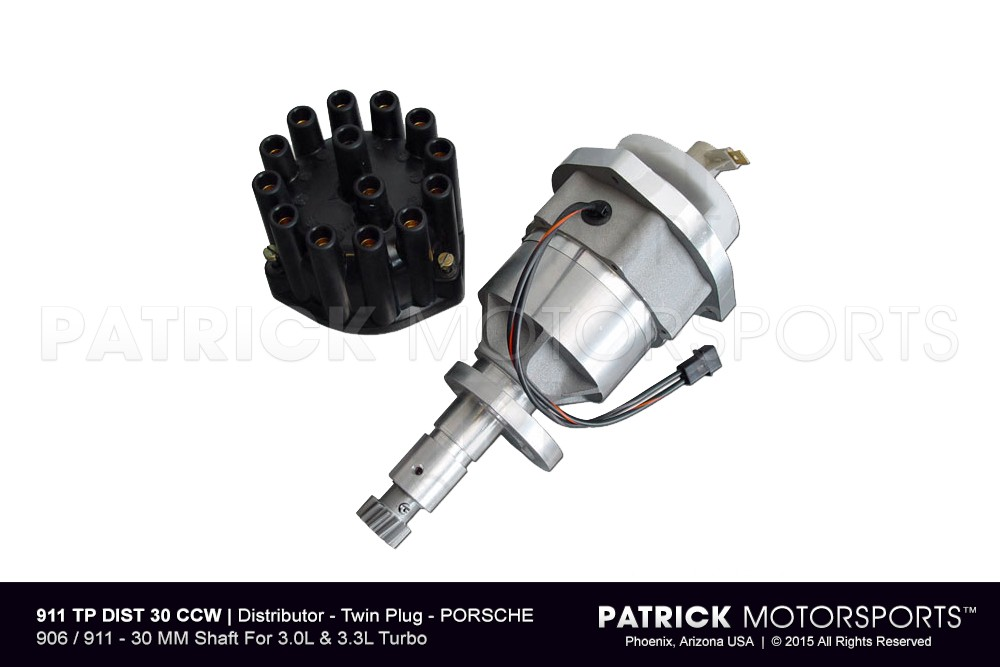 DISTRIBUTOR - TWIN PLUG - PORSCHE 906 / 911 - 30 MM SHAFT