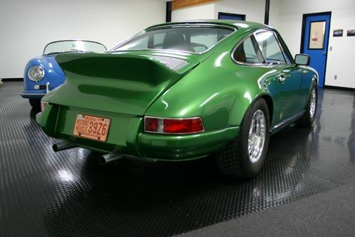 1973 PORSCHE 911 RS Ducktail Rear Spoiler